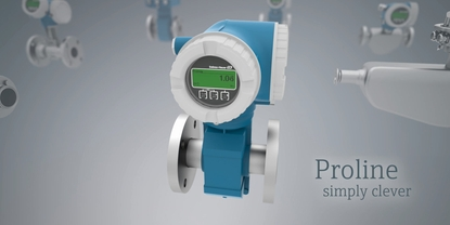 Proline 300/500 – Flow measuring technology for the future