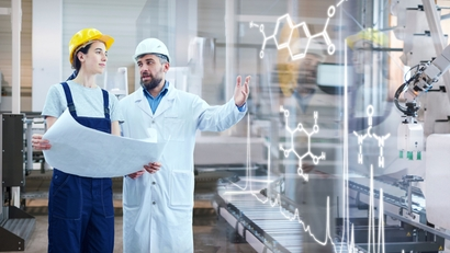 Control and optimize chemical processes with process analytical chemistry (PAC)